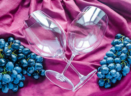 wineglases photo