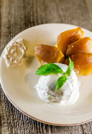 tarte tatin photo