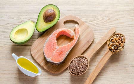 不飽和脂肪と食品