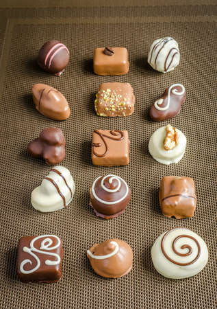 Luxury candies photo