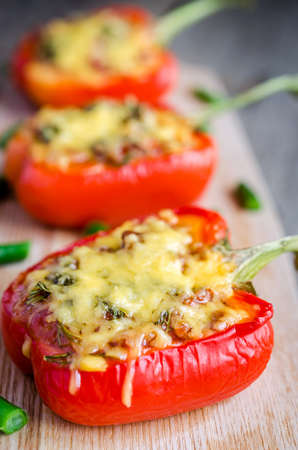 stuffed pepper photo