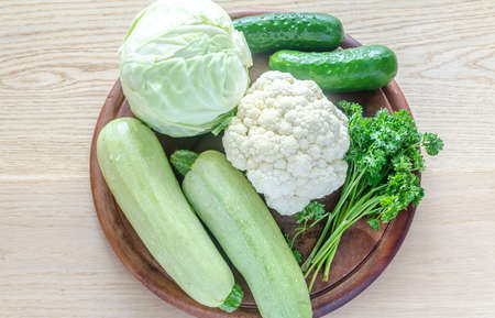 hypoallergenic: Green hypoallergenic vegetables