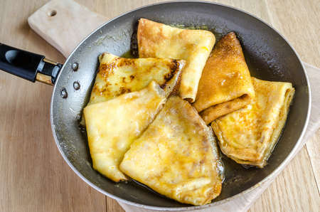 Crepes Suzette photo