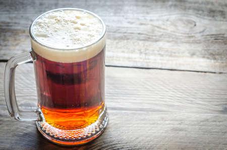 dark beer photo