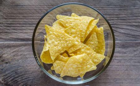corn chips: Corn chips Stock Photo