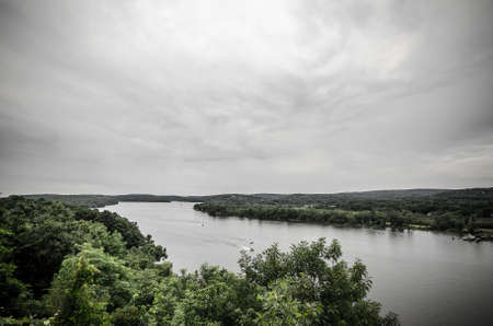 connecticut: connecticut river Stock Photo