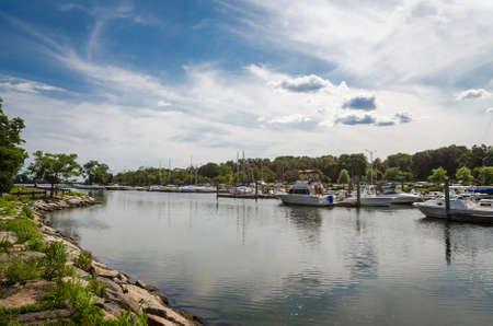 cove: Cove Harbor, Connecticut