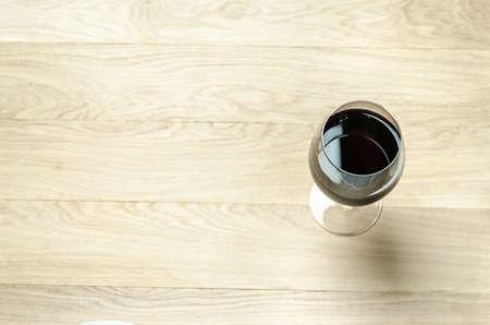 copa de vino: Vino tinto Foto de archivo