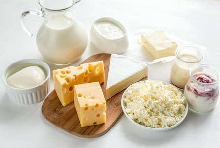 lacteos: productos l�cteos