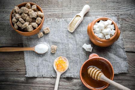 brown sugar: sugars