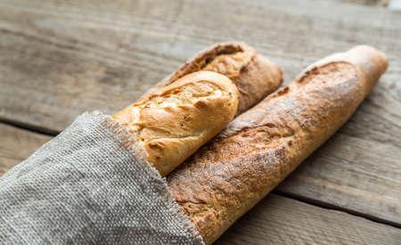 baguettes 스톡 콘텐츠