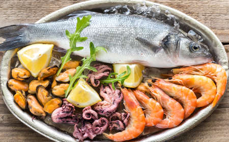 petoncle: Fruits de mer