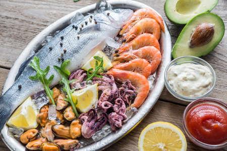 seafood Zdjęcie Seryjne - 39805066