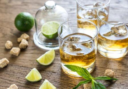 Rum 写真素材