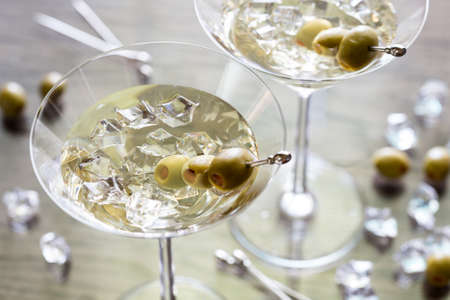 copa martini: Martini cóctel