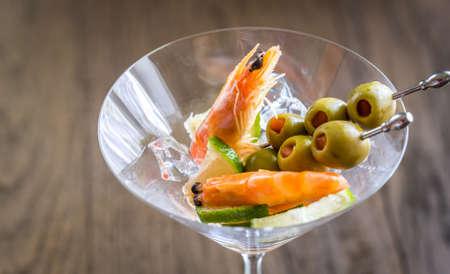 picks: Seafood cocktail