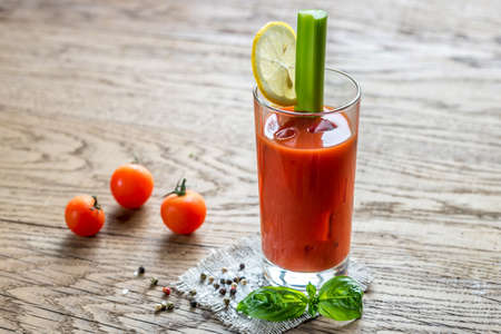 bloody: Bloody mary cocktail