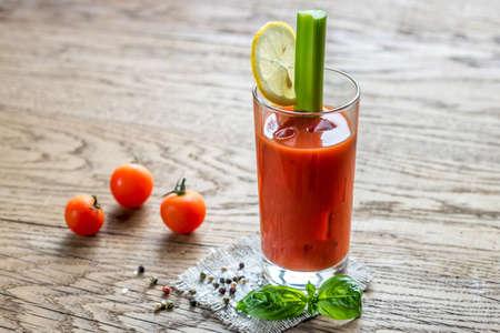 coctel de frutas: Cóctel Bloody Mary