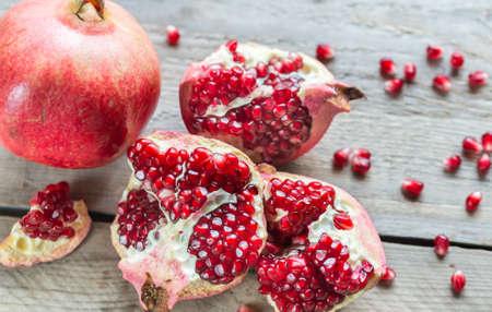pomergranate: Pomergranate