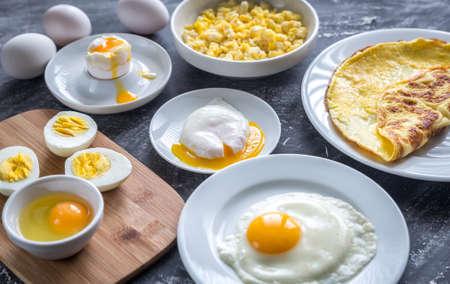 sunnyside: Eggs