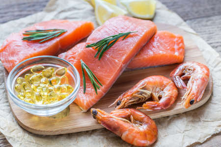 diet product: Omega 3 sources