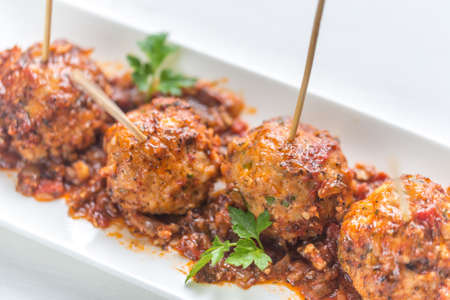 Meatballs Stock Photo - 50647687