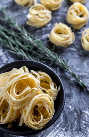 tagliatelle: Tagliatelle pasta