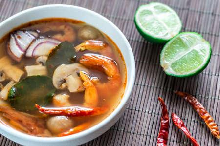 yum: Thai Tom Yum Soup