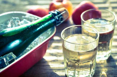 bebidas alcohÓlicas: Sidra