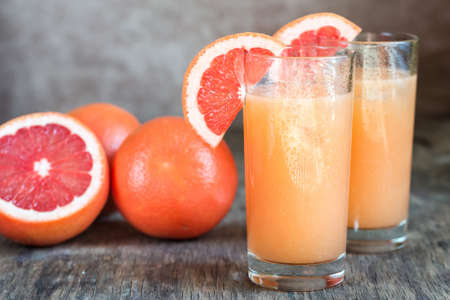 Paloma cocktail Stock Photo