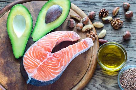 Eten met omega 3