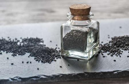 vial: Sesame in the vial
