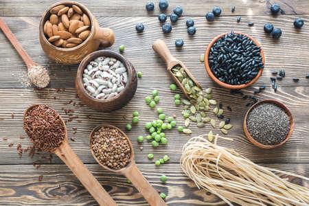 Fuentes alimentarias de fibra
