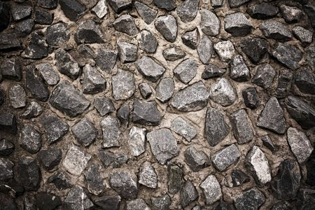walling: rough walling texture  Stock Photo