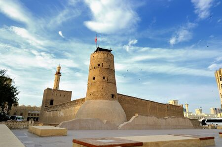 bur dubai: Dubai historical museum