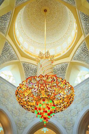 Abu-Dhabi  Sheikh Zayed mosque