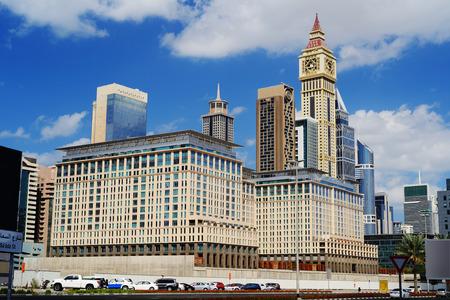 world trade center: Dubai World Trade center.