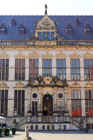 shutting: Building named Shutting in Bremen, Germany.