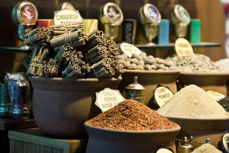 Turecký med Spice Bazaar.