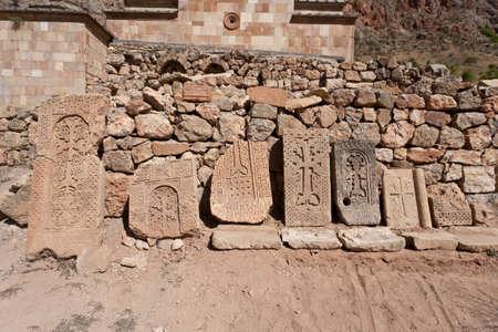 apostolic: The khachkhars Cross-stones in Armenia