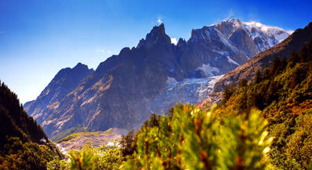 courmayeur: Mont Blanc, Courmayeur, Italy