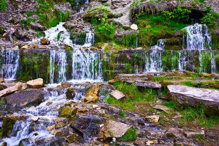 slavonic: Slavonic Springs in Izborsk, Pskov region, Russia