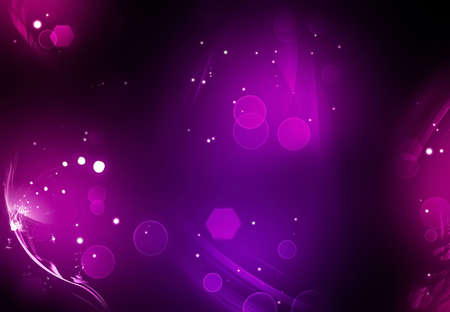 beautful purple bokeh background
