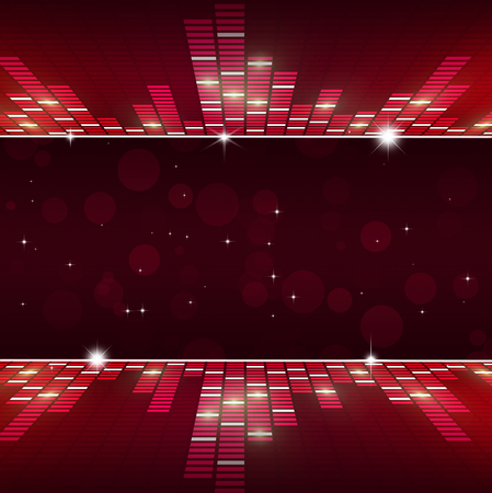 music equalizer background for active party events photo