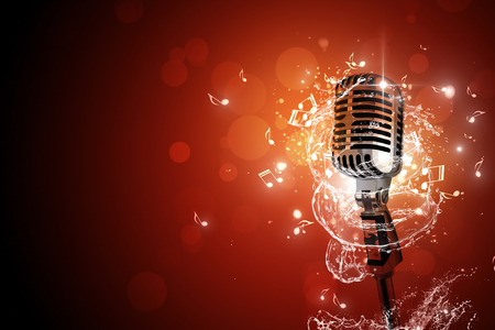 active party music background for active events Banco de Imagens - 31823372