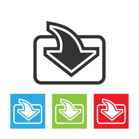 transact: Credit card icon.