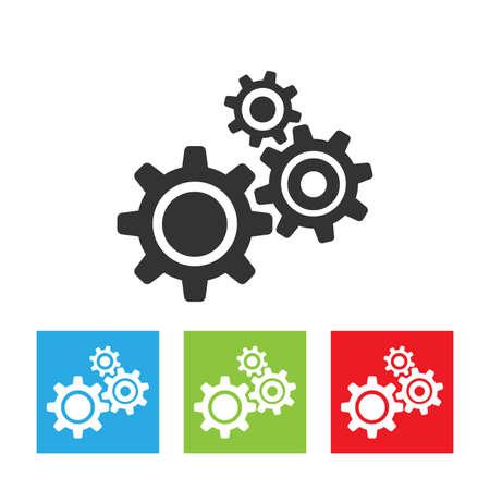 gears: Gears icon.