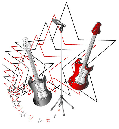 logo rock: musique