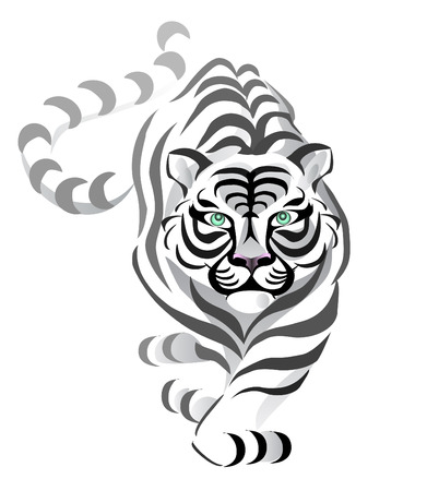 Tiger Stock Vector - 5802842