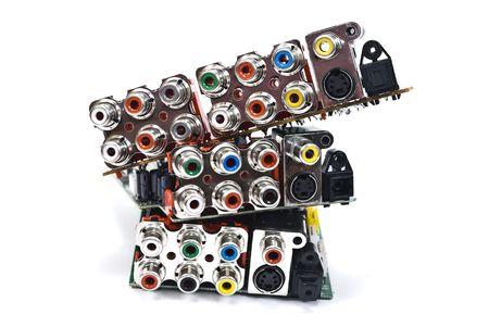 conectores: Conectores de pila